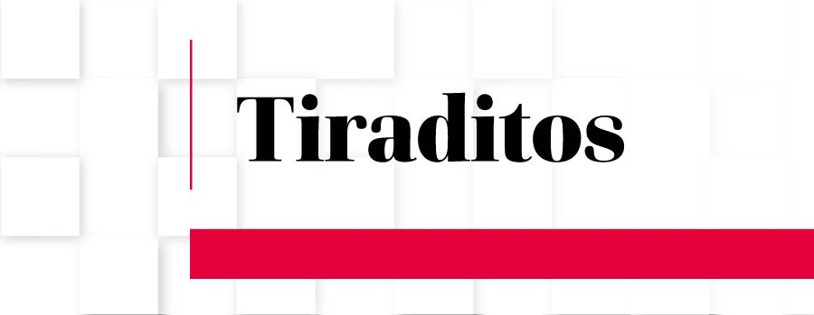 Tiraditos - 19 abril 2021