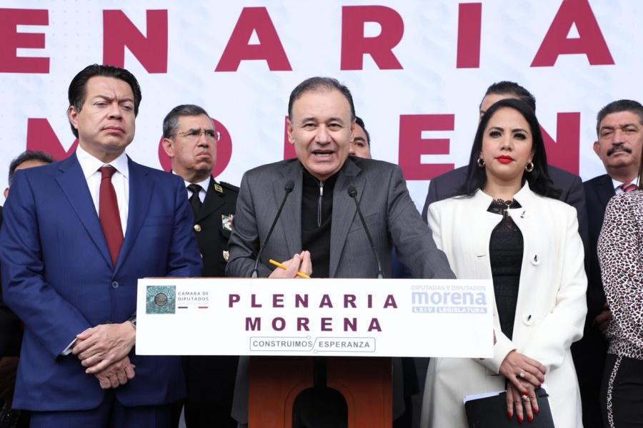 Judicializar información del narco, etapa más compleja: Alfonso Durazo