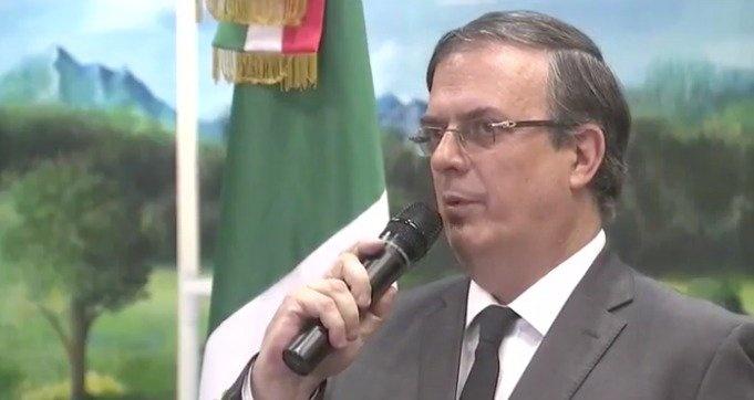 Se reunirán Ebrard y el fiscal Alejandro Gertz para emprender acciones legales por terrorismo