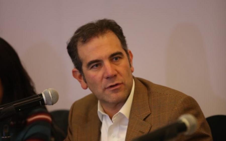 """""""El INE no ha recortado el presupuesto de Morena"""": Lorenzo Córdova"""