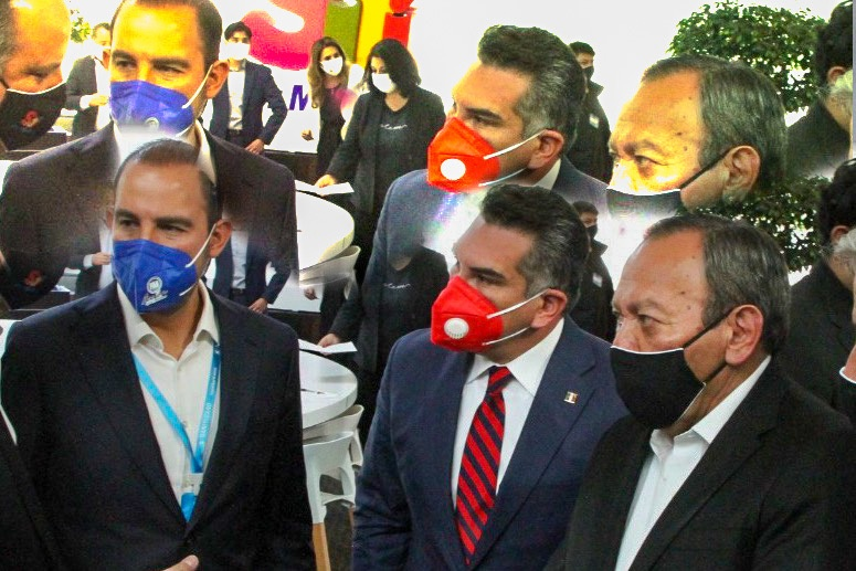 PRI, PAN y PRD se alían para ir por gubernatura de San Luis Potosí