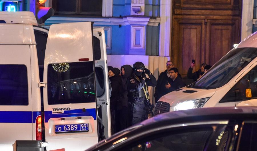 VIDEO: Ataque cerca de sede de los servicios secretos rusos deja un muerto
