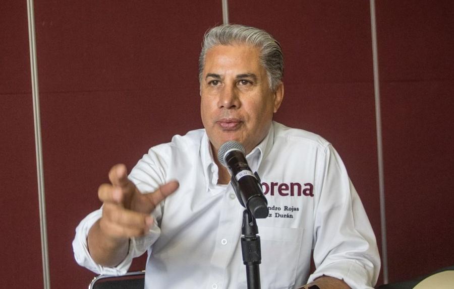 INE no garantiza piso parejo en elección de Morena: Alejandro Rojas