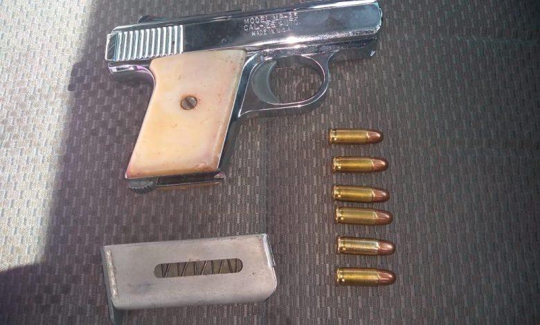 Decomisan armas, cartuchos útiles y precursores químicos en la GAM