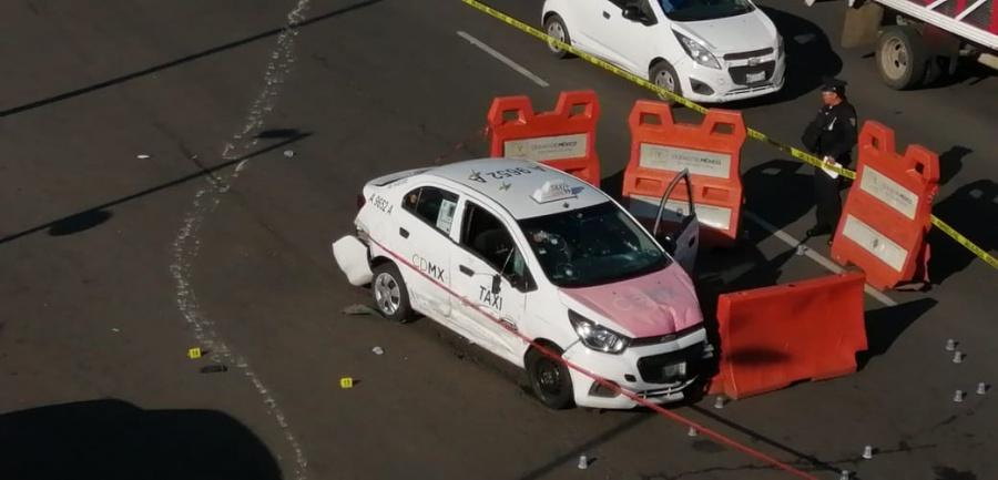 VIDEO: Se registra balacera en la GAM tras persecución policiaca