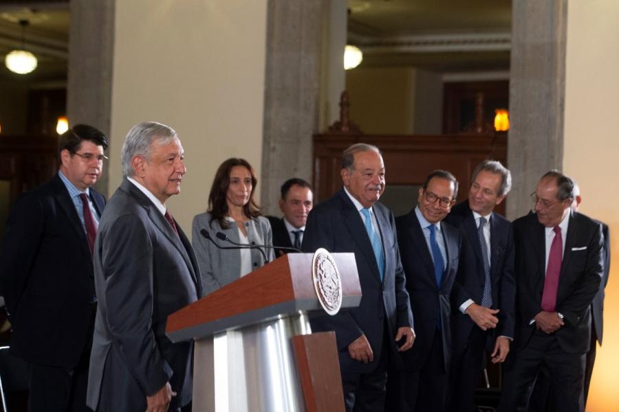 Gobierno Federal y empresarios llegan a acuerdo por gasoductos
