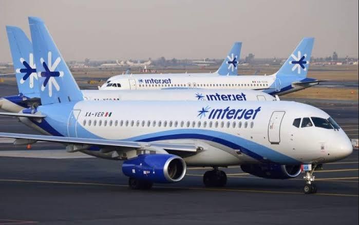 Interjet canceló, sin causa, sus vuelos ayer