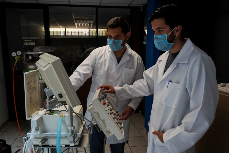 IPN desarrolla ventiladores pulmonares mecánicos para pacientes con Covid-19