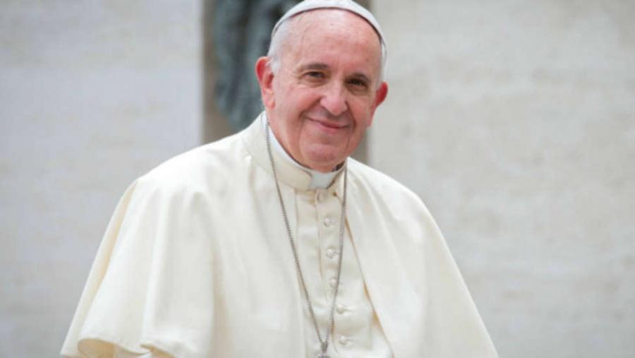 """El mundo """"necesita una vacuna para el corazón"""": Papa Francisco"""