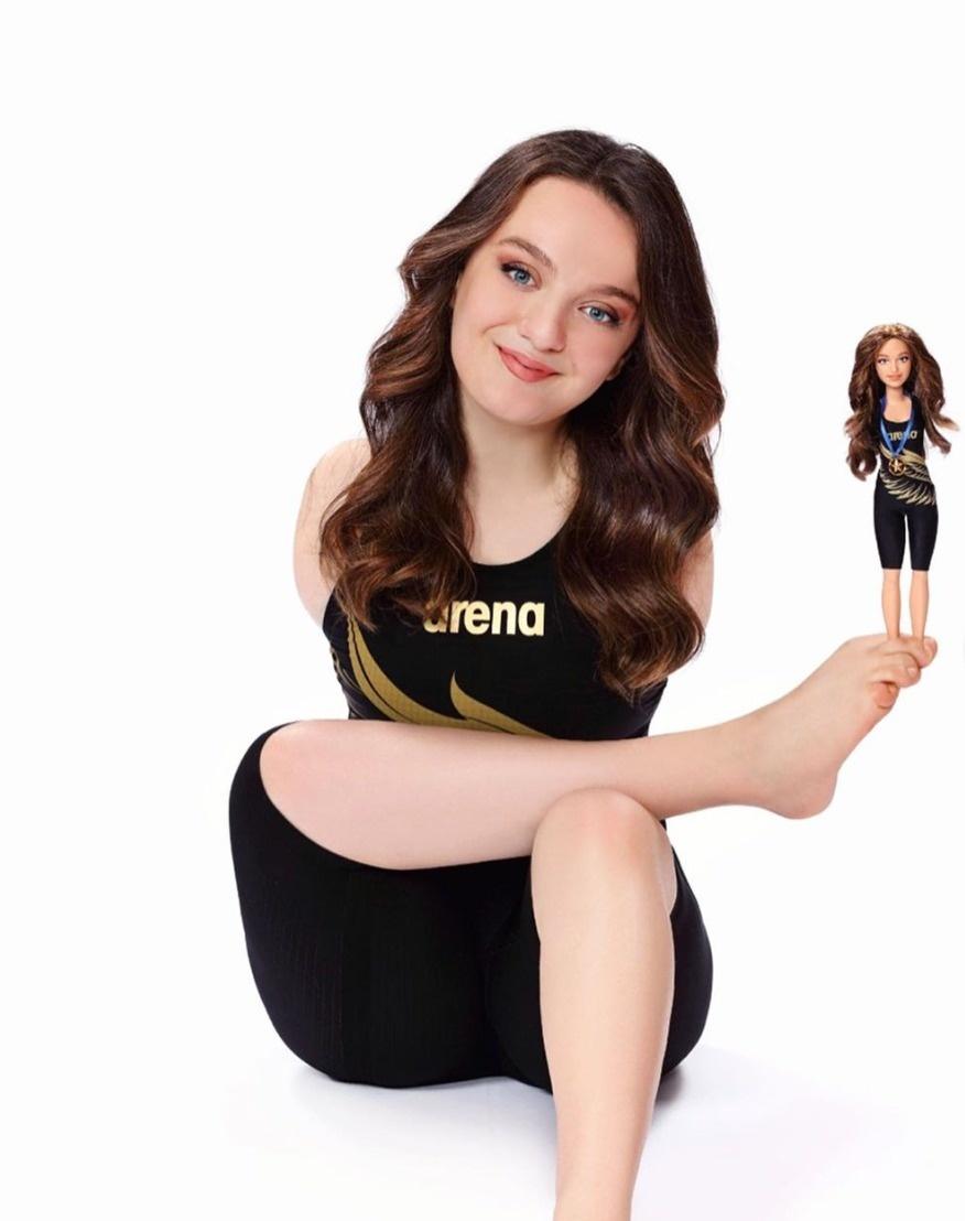 Lanzan Barbie inspirada en la atleta paralímpica Sumeyye Boyacii