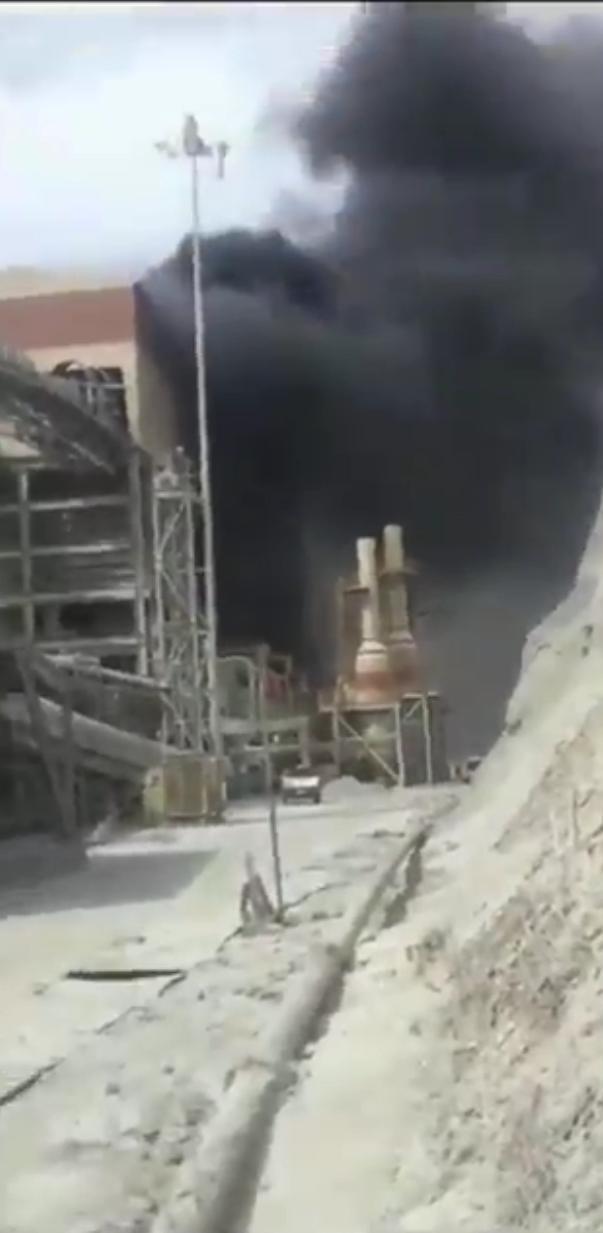 Explota mina de Grupo México en Sonora