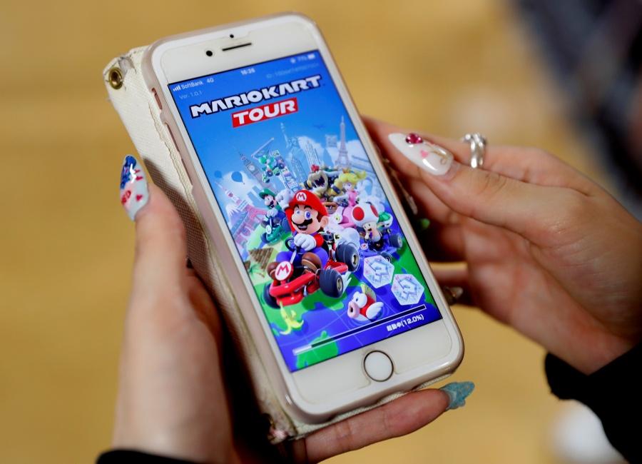 Decepcionados, los gamers se quejan de Mario Kart Tour