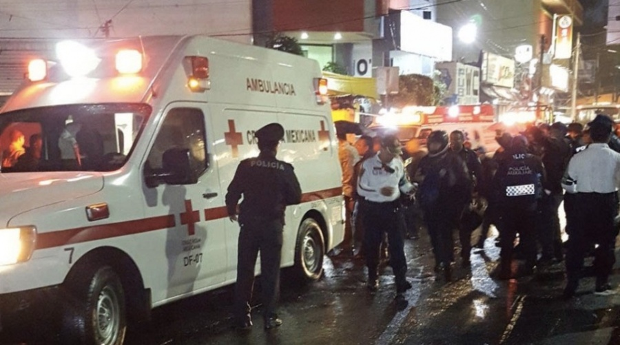 Balacera en el Metro Tacuba deja a un menor de edad muerto