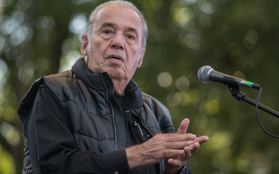 "Homenajes a Óscar Chávez ""El Caifán"""