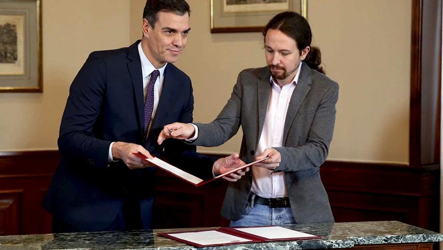 Gobierno español promoverá reforma fiscal para la reconstrucción tras Covid-19