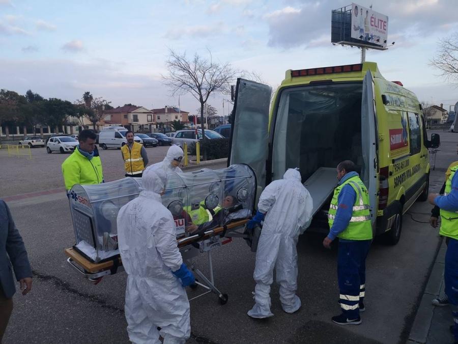 Un segundo caso de coronavirus confirma España