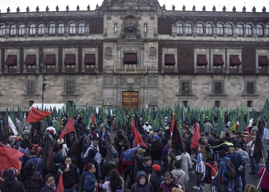 Llaman a tomar previsiones ante marchas y bloqueos en CDMX