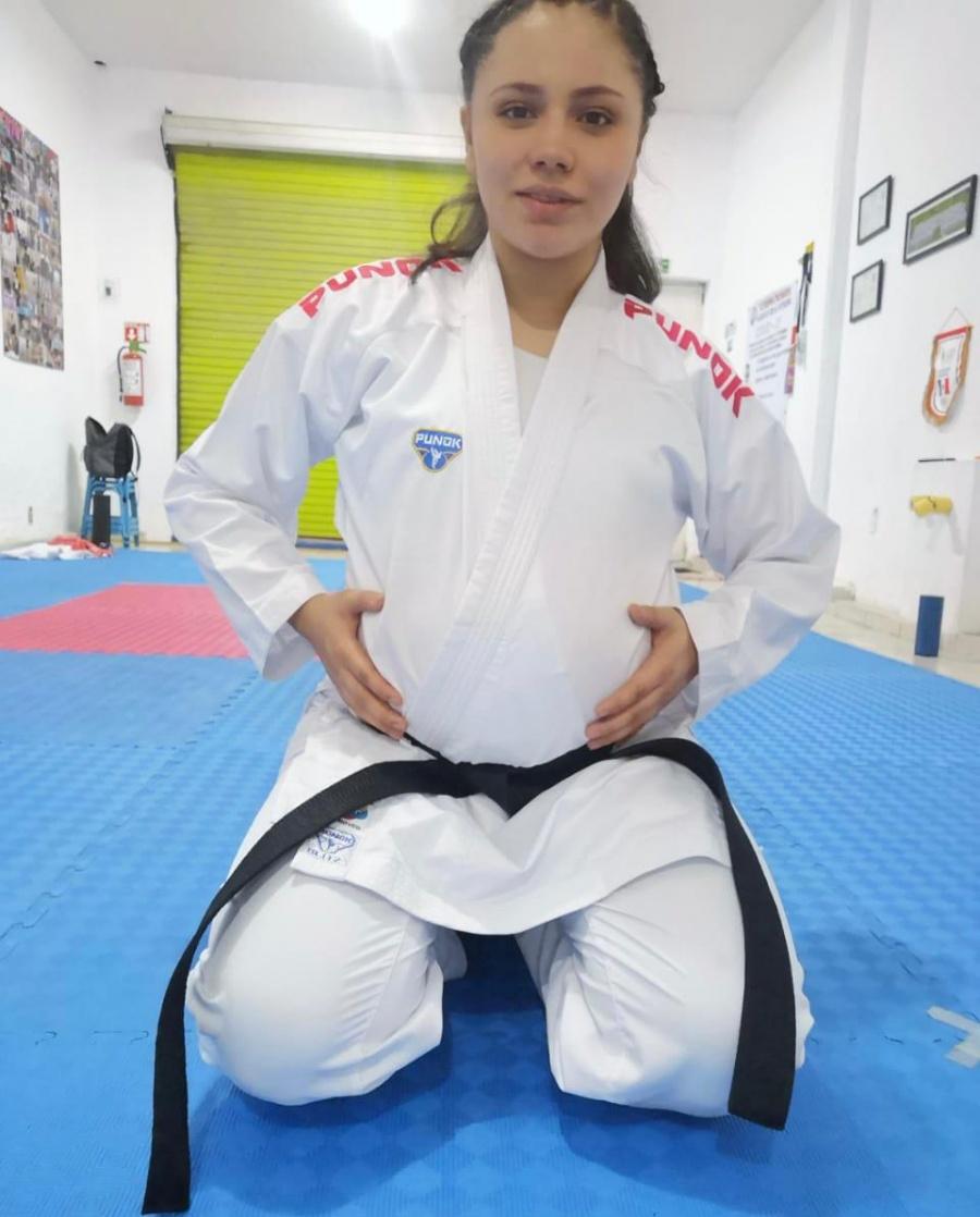 Sachiko Ramos pone la mira en Tokio 2020 tras pausa por embarazo
