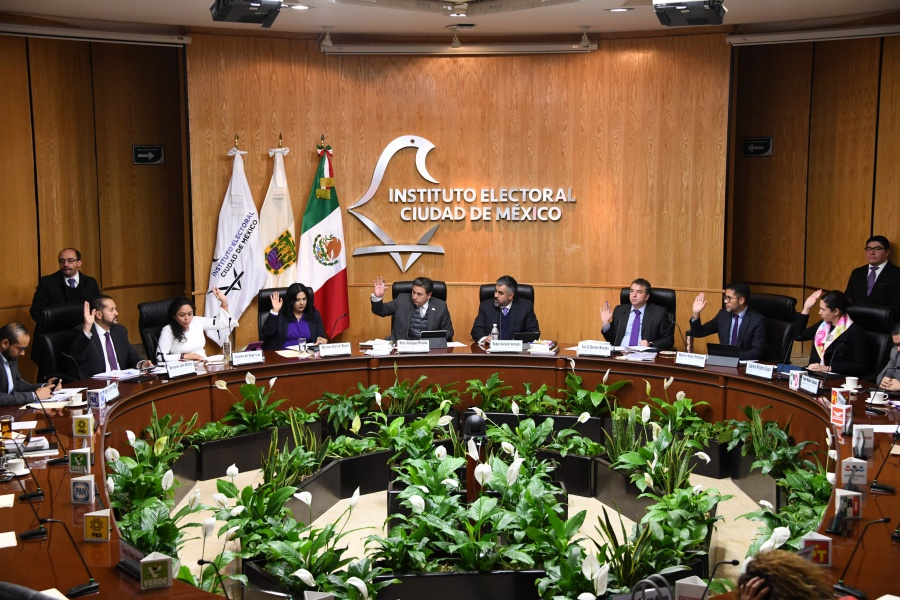 Morena, denuncia a Diputados del PAN, ante el IECM