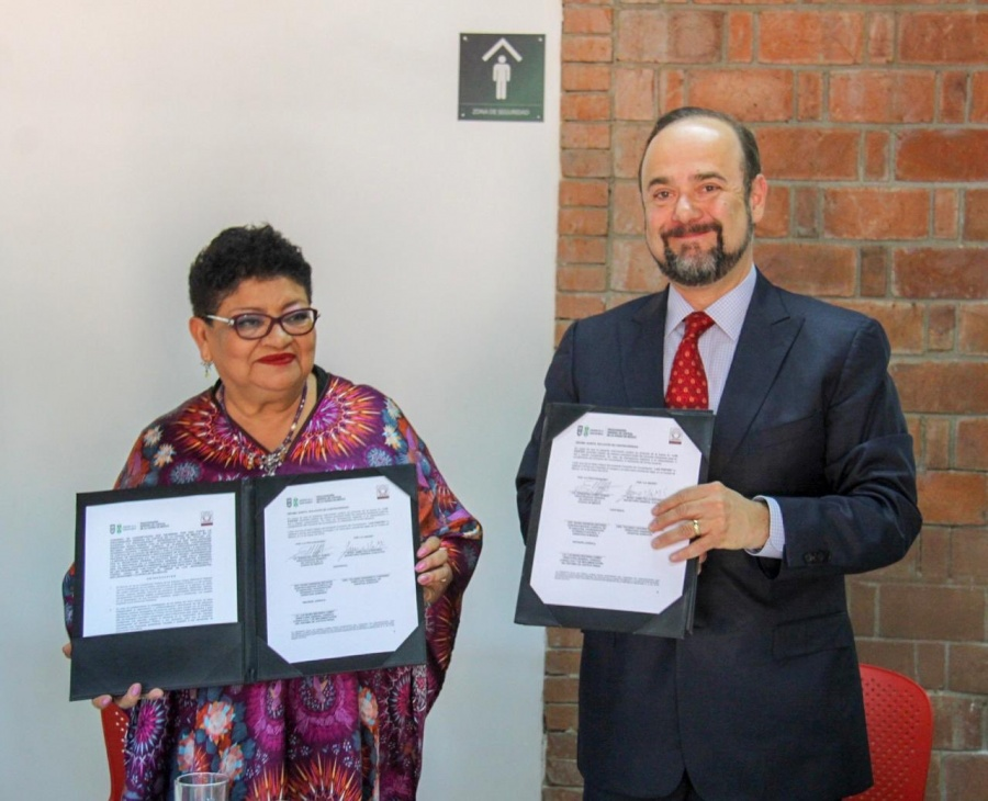 PGJ firma convenio con universidades para profesionalizar personal