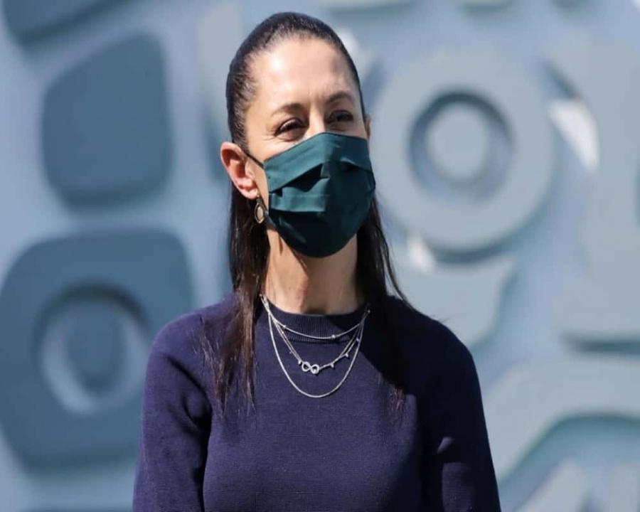 Niega Sheinbaum uso de granaderos contra manifestantes