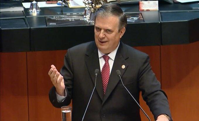 México no ve con buenos ojos que EU catalogue como terroristas a grupos del narcotráfico, afirma Ebrard