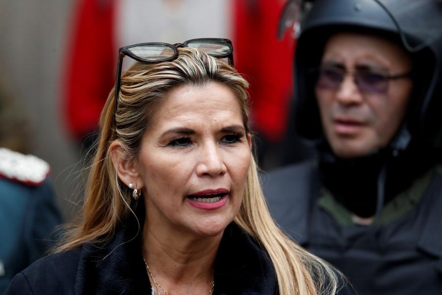 """Me dan pena los mexicanos"": Jeanine Áñez, Presidenta de Bolivia"