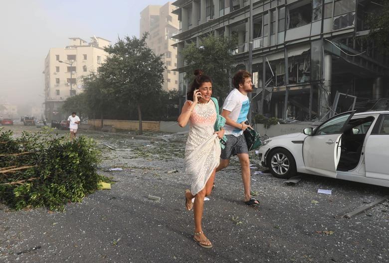 Confirma Ebrard que no hay reporte de mexicanos afectados por explosión en Beirut