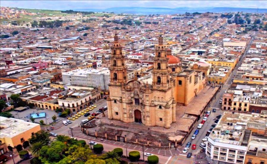 Pueblo Mágico Jeréz de García Salinas, en Zacatecas