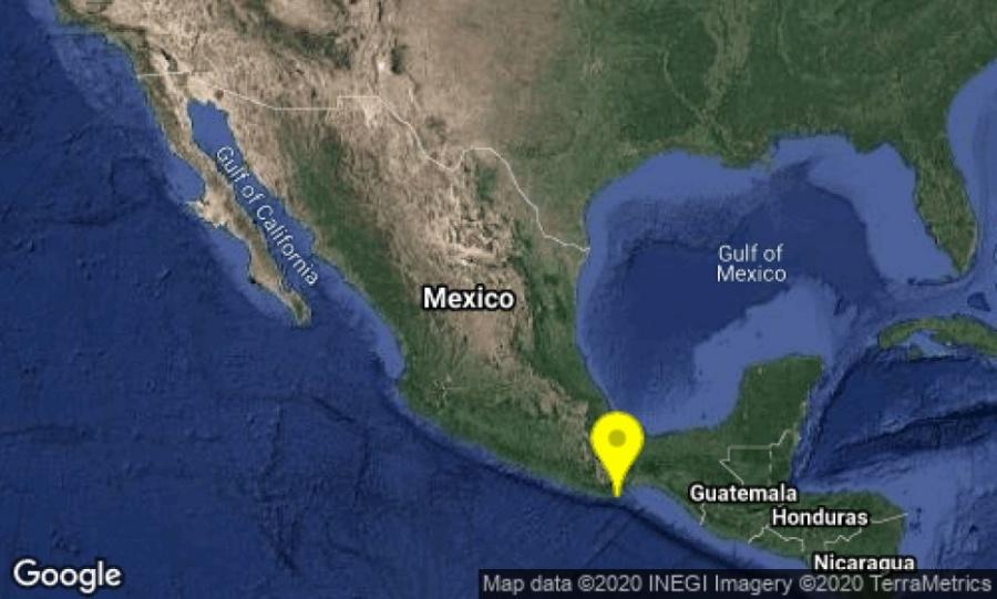 Sismo de 5.3 en Oaxaca