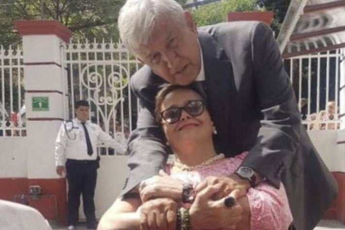 Lamenta GOAN fallecimiento de hermana de López Obrador