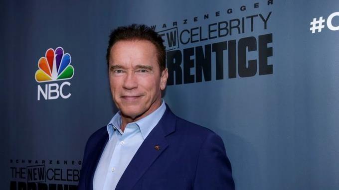Arnold Schwarzenegger no descarta trabajar algún día con su yerno Chris Pratt
