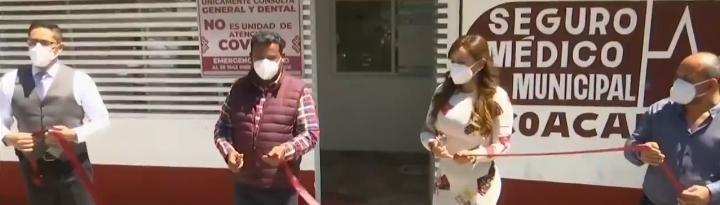 En Coacalco lanzan Seguro Médico Municipal