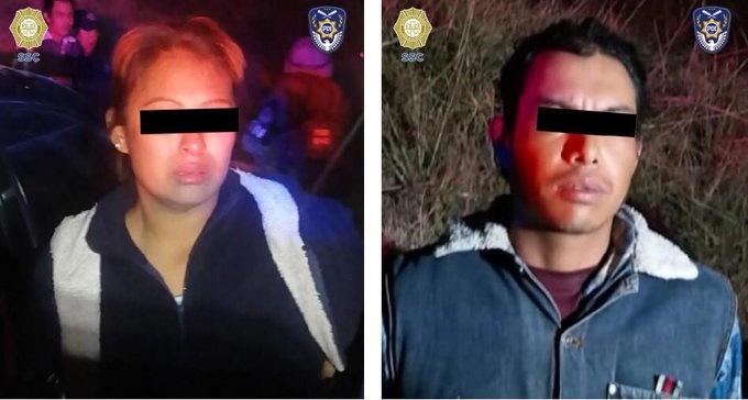 Liberan órdenes de aprehensión contra la pareja que mató a Fátima