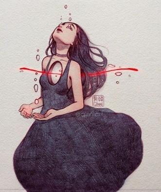 Qinni, la ilustradora más querida en las redes sociales fallece