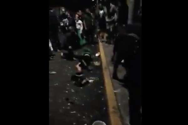 Se registra explosión en panteón de Xochimico. Habría 8 personas heridas