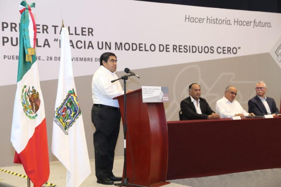 Se aplicarán medidas severas a empresas contaminantes: Barbosa