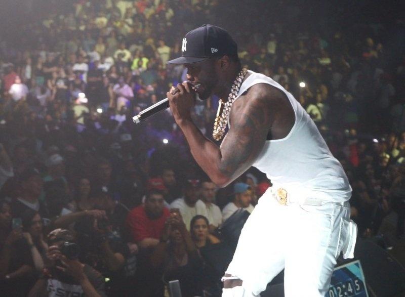 ¿Quién se gastó 10 mil dólares en alcohol durante la fiesta de cumpleaños de 50 Cent?