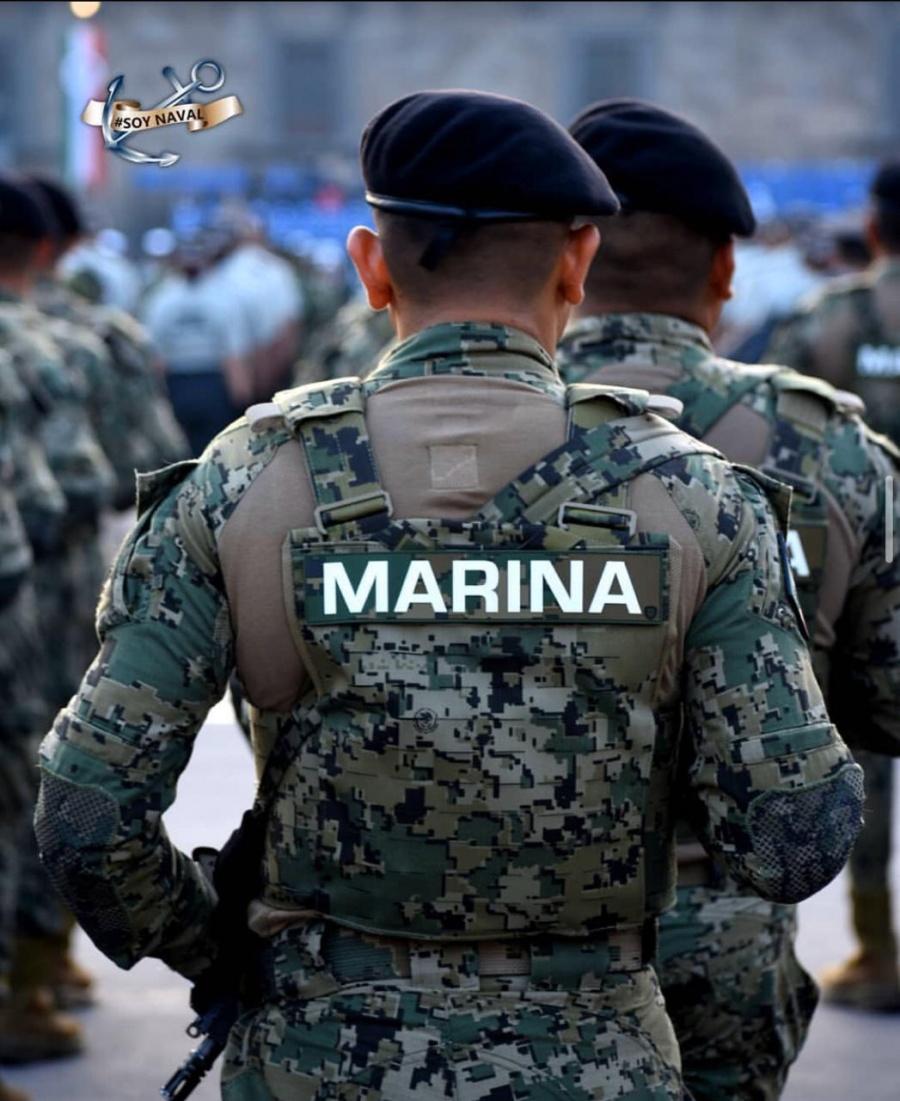 Capturan a 3 marinos con 9 miembros del Cártel de Santa Rosa: Sontendrían una reunión
