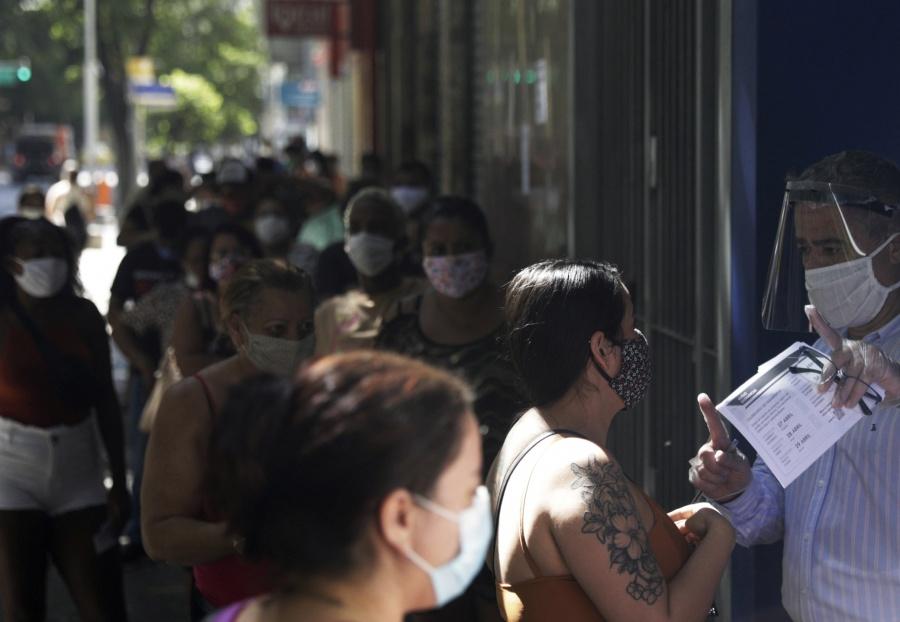 """ONU califica de """"irresponsables"""" las políticas de Brasil sobre el Covid-19"""
