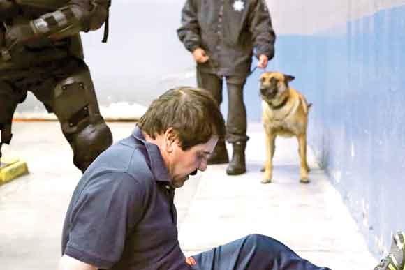 Dan a conocer imágenes inéditas de la última captura del Chapo Guzmán