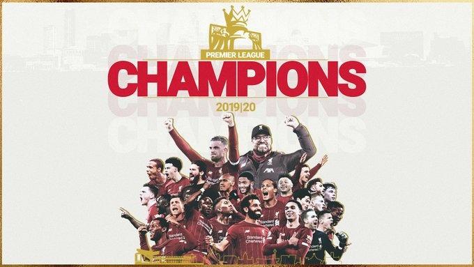 Hinchas del Liverpool festejaron en las calles el campeonato