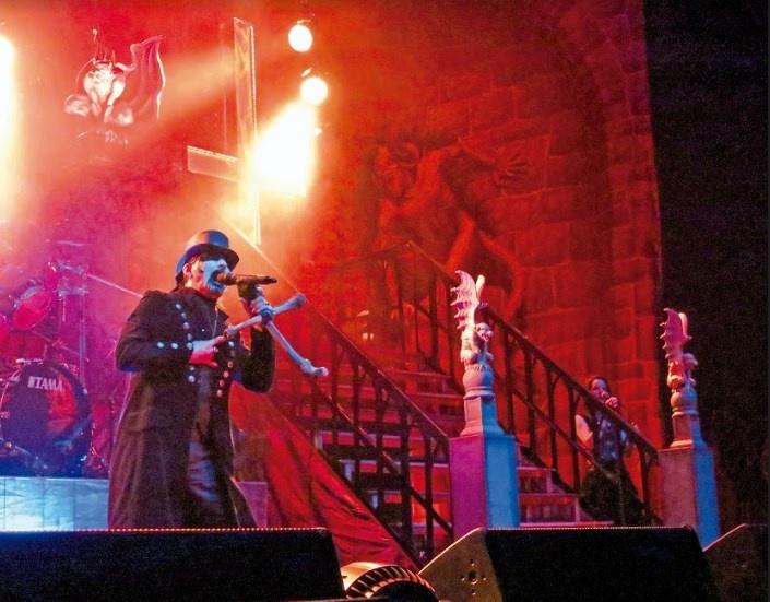Hell&Heaven regresa a México con Manoway y King Diamond