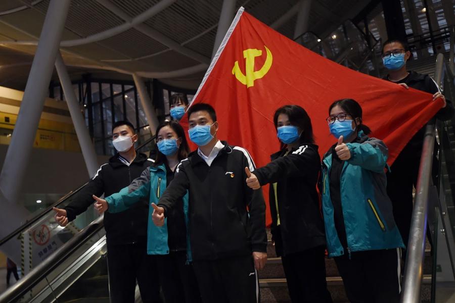 Wuhan, sin nuevas infecciones de coronavirus