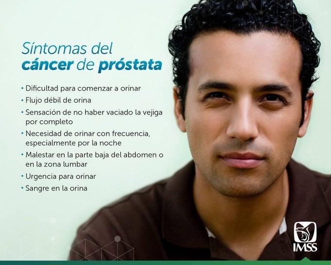 Recomienda IMSS revisar la próstata cada año para detectar anormalidades de manera oportuna.