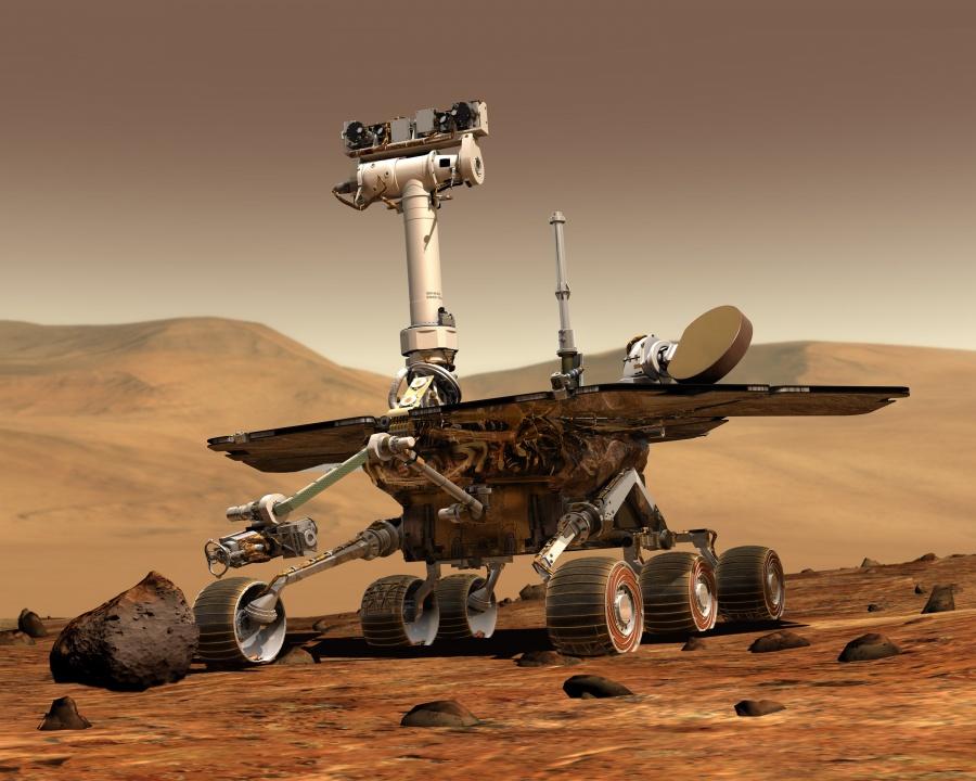 La Nasa se despide de Opportunity; el robot que investigó el planeta Marte