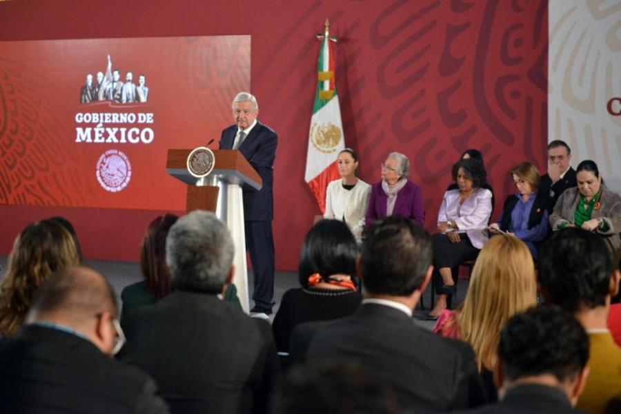 Nosotros ya cumplimos los compromisos, toca a EU aprobar T-MEC: Gobierno de AMLO