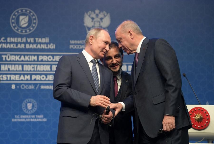 Erdogan y Putin instan a Irán y EEUU a guardar la