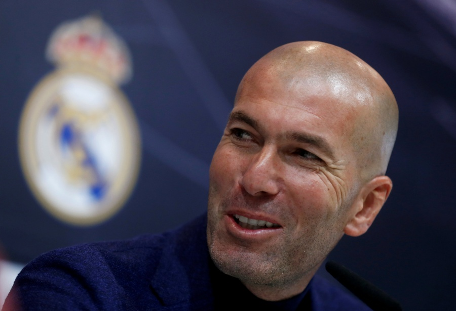 Oficial: Zidane regresa al Real Madrid hasta 2022