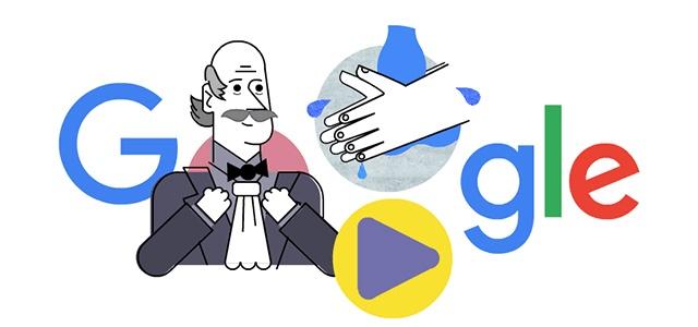 Ignaz Semmelweis, padre del control de infecciones, motivo del doodle en Google